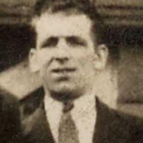 E BACON, Seaham Celtic 1935
