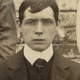 J Bagley;  Seaham Thistle 1909