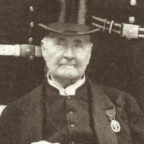 REV ANGUS BETHUNE c 1890.