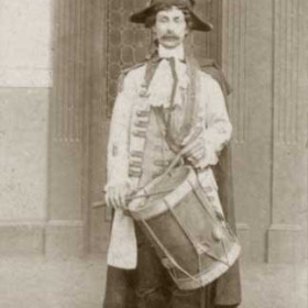 Luiz? - Mr P J Cooper The Gondoliers, Seaham Harbour Amateur Operatic Society 1913. Performed in the Drill Hall.