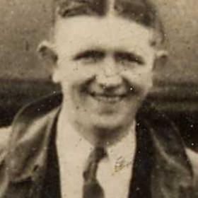 R (Bob) PARKER, Seaham Celtic 1935