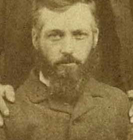 WILLIAM PATTERSON, Explorer at Seaham Colliery Explosion, 1880.