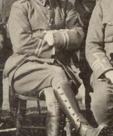 Major G S PEARSON   Volunteers  1911.