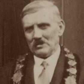 Dawdon signalman, RAOB member photograph 1920