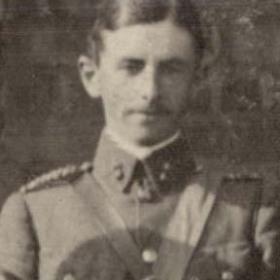 Lt PUMPHREY  Volunteers  1911.
