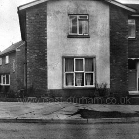 Peterlee c1950 Photograph from Stafford Linsley