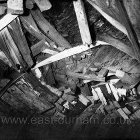 Below Peterlee, (Horden Colliery workings?) Photograph from Stafford Linsley