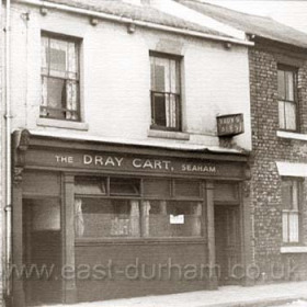 The Dray Cart in Frederick St demolished in 1960/1.