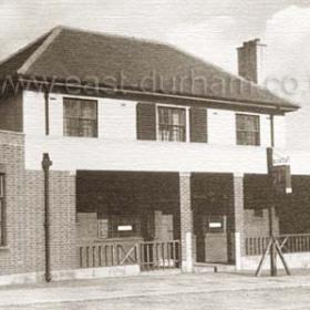 The George Inn, Deneside, newly built in 1936.