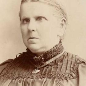 Isabella Reed b 1854 wife of David