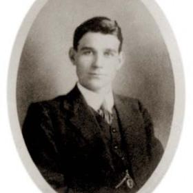 J W RICHARDSON, member of Seaham Harbour Council 1911.