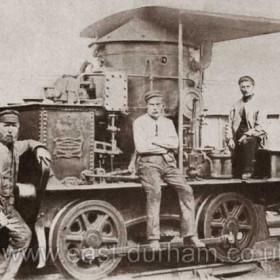 Loco 16 c 1890?