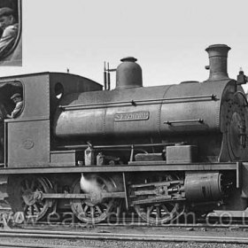 Loco ' Seaham '  Date ?. This engine worked at the dock from new in 1905 until scrapped in 1961