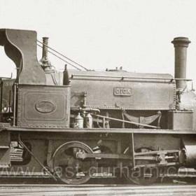 Loco ' Dick ' at Seaham Dock c 1930