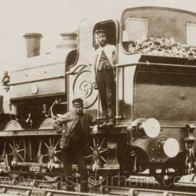 Number 6 built at Seaham in 1883.