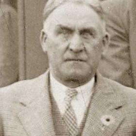 JOHN SCOTT, SHCC committee. P/graph c 1939