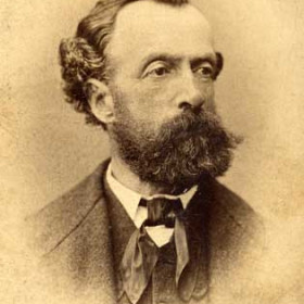 Capt CHARLES MILES c 1870s