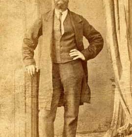 "Capt Wm ALLON (Allan?), ""Glenalon""?  Shields c1870s"