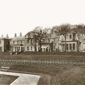 Seaham Hall in 1899.