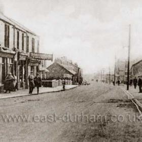 Front Street, Shotton Colliery