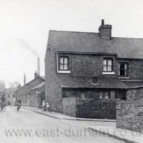Farrow Street, Shotton Colliery c 1930