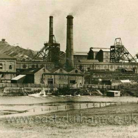 Shotton Colliery before 1930