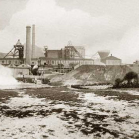 Shotton Colliery from the west c1929    Photograph from Bob Williams