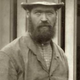 T TAYLOR, tradesman at Seaham Coll. P/graph 1890.