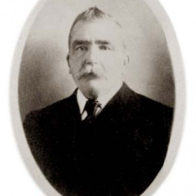 Mr J R Thompson, member of Seaham Harbour Council 1911.John Russell Thompson owned The Rose and Crown at 13 Church St in 1890, in 1910 owned the Castlereagh Hotel and a builder from 15 Adolphus St.