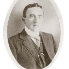 Mr J W Claxton, member of Seaham Harbour Council 1911.James Whiteford Claxton, Architect and Surveyor from Londonderry Offices, North Terrace. Livedat 4 Bath Terrace.