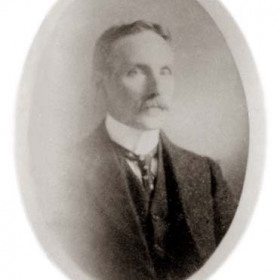 Dr French, member of Seaham Harbour Council 1911.Dr John Charles French,Surgeon, lived and worked from 50 Marlborough St.