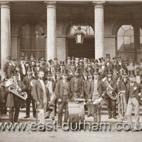 Location/date not known. Not Seaham.Can anyone place this photograph?