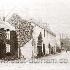 Initially this looks like Dalton le Dale but isn't. Six foot high wall to right.Do you recognise it?