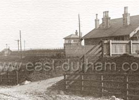 The railway enthusiasts out there must recognise this one. It comes from an album of mainly local subjects.