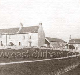 Unknown farm, single track railway line running diagonally across righr corner of photograph. Do you know it?