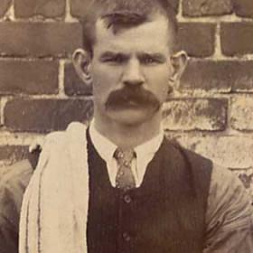 R Vickerson; Seaham Thistle 1909
