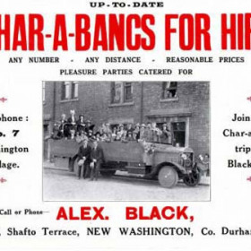Washington advert c 1920?