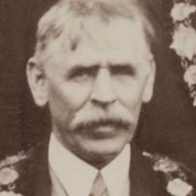 seaman, RAOB member, photograph1920